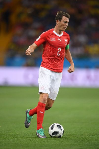 Stephan Lichtsteiner Photos Photos Brazil Vs Switzerland Group E 2018 Fifa World Cup Russia Fifa World Cup Rostov On Don