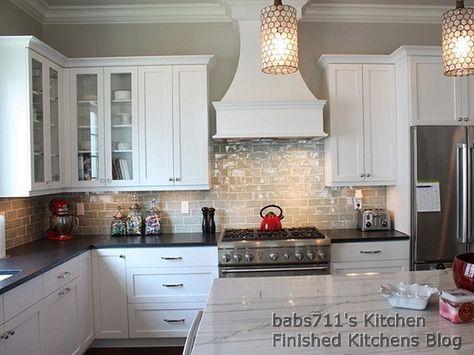 babs711\'s 2nd Kitchen | Finished Kitchens Blog | Kitchen ...