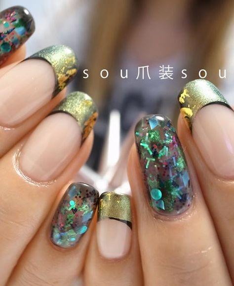 nail salon 爪装 ~sou- french