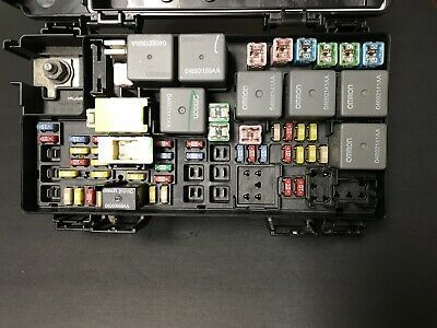 08 09 Jeep Liberty Tipm Kab0cc04e7 Totally Integrated Power Module