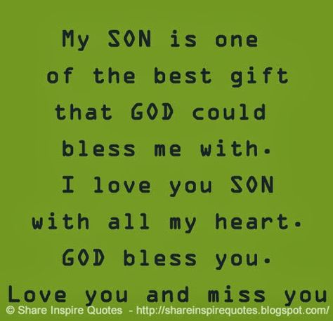 List Of Pinterest Missing You Son Quotes Heart Ideas Missing You