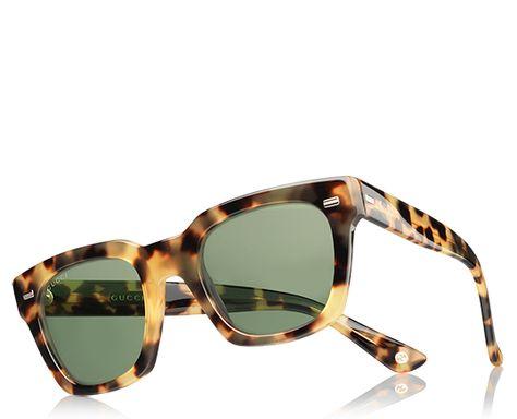 41fd301743 gafas de sol havana con montura cuadrada de acetato