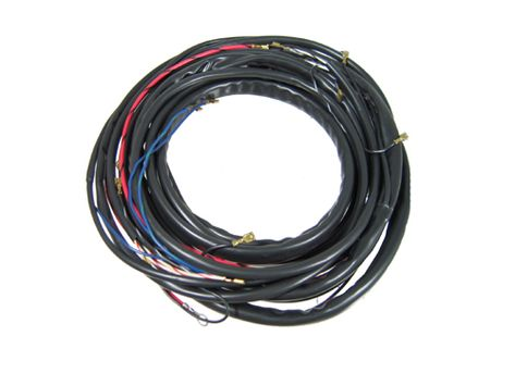 5809813123330869476d0af28f27bbfe vw bus loom main wiring loom kit, bus 64 67 vw pinterest vw bus Volkswagen Type 2 Wiring Harness at mifinder.co