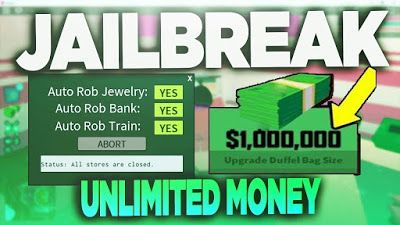 скачать Script Hack The Street Roblox Working смотреть онлайн Roblox Jailbreak Auto Rob Script 2020 Money Hack In 2020 Roblox Roblox Roblox Roblox Gifts