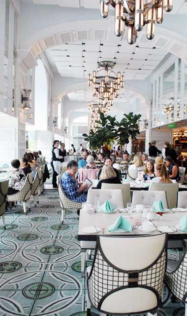 afternoon tea at the conservatory crown melbourne travel rh pinterest com
