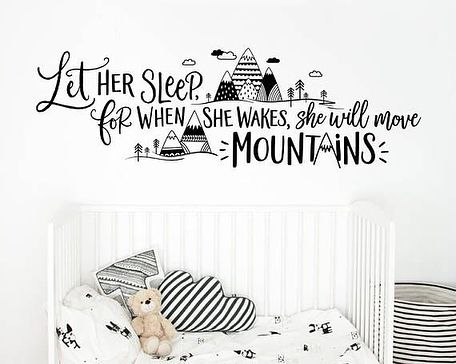 Hobbies That Make Money Making Money With Cricut Kids Room Wall Decals Nursery Wall Decals Mountain Wall Decal