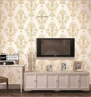 ورق حائط مودرن 2018 اشكال ورق جدران غرف نوم ورق حائط للريسبشن Flat Screen Flatscreen Tv Electronic Products