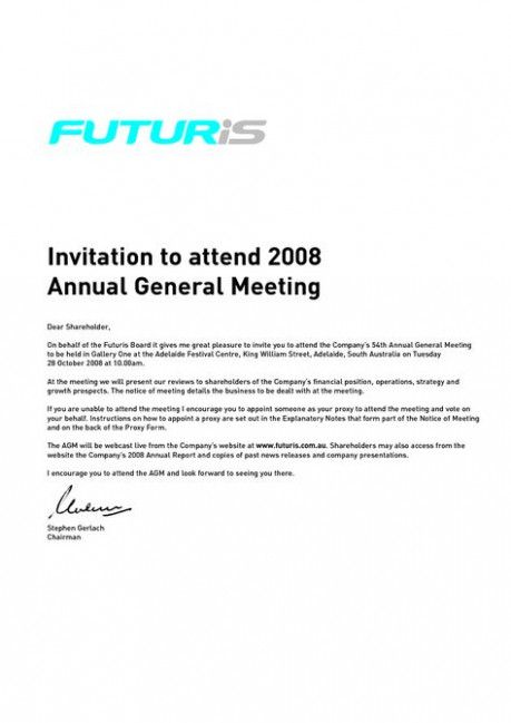 How To Get People To Like Meeting Invitation Card Example Meeting Invitation Card Example