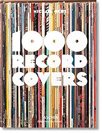 Download Pdf Epub 1000 Record Covers Bibliotheca Universalis