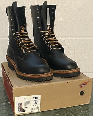 Logger Boots Made in USA Leather Style
