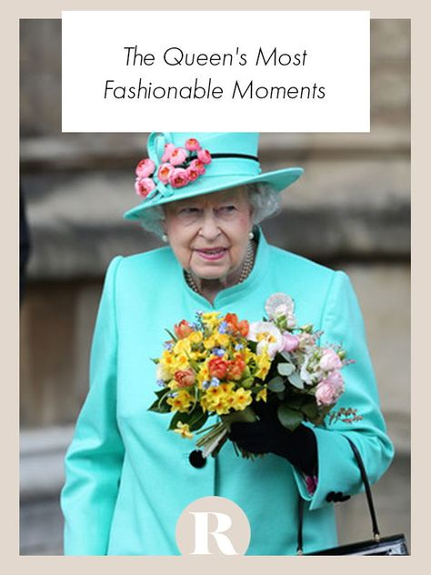 The Queen's best looks over the years.