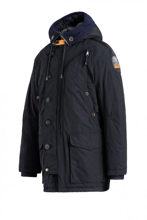 Men Parajumpers Bush Rugged Parker Hooded Jacket | Discounts→Down Jackets & Coats - Canada Goose, Parajumpers, Nobis, Moncler & Mackage | Pinterest ...