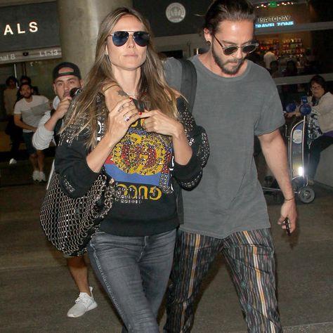 Heidi Klum: Tom Kaulitz hat sie eiskalt ausgetauscht!   InTouch