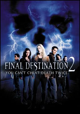 El Oscuro Rincon Del Terror Destino Final 2 Final Destination 2 Final Destination Movies Horror Movies Horror Movie Posters