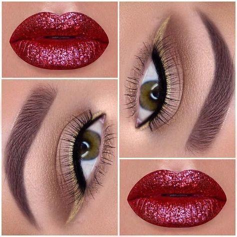 22 smart glam makeup idea for fall 2018mac makeup