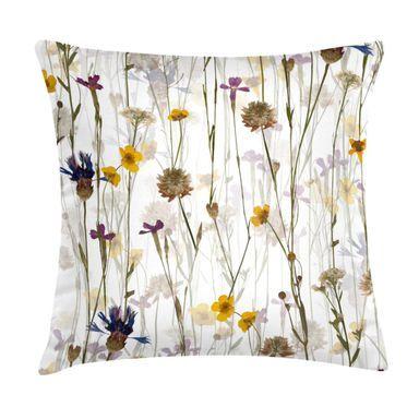 Poduszka Camomile Ecru 45 X 45 Cm Poduszki Dekoracyjne W Atrakcyjnej Cenie W Sklepach Leroy Merlin Home Decor Decor Tapestry
