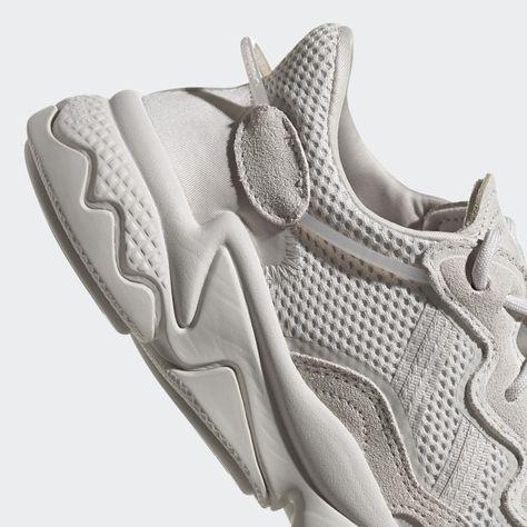 adidas OZWEEGO Shoes - White   adidas US in 2021   White adidas ...