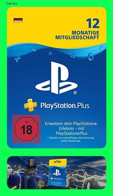 Playstation Plus Mitgliedschaft 12 Monate Deutsches Konto Ps4 Download Code In 2020 Monate Deutsch Playstation Ps4