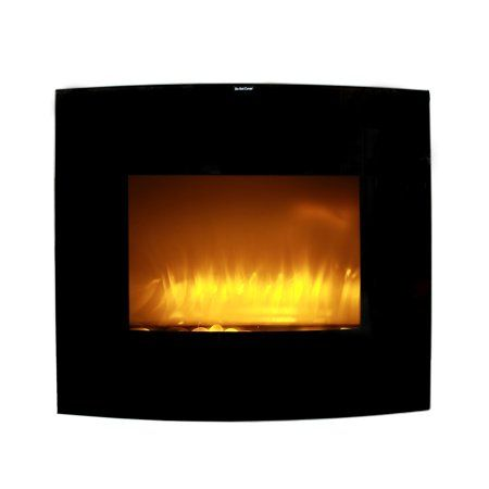 Caesar Fireplace Wfp 26c 26 Inch Wall Mount Electric Fireplace
