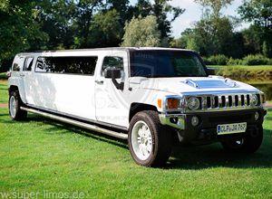 Hummer H 3 Limousine Limousine Stretchlimousine Limousinenservice