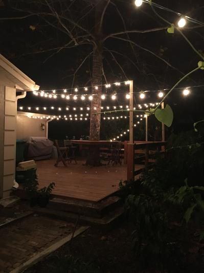 Pin On Outdoor Patio Lights