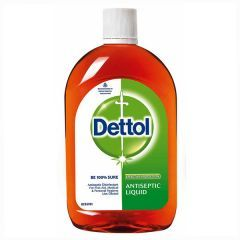 Dettol Antiseptic Liquid 1 Ltr Antiseptic Personal Hygiene