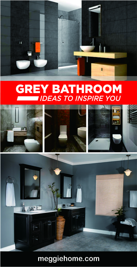 Light Grey Bathroom Ideas Pictures Remodel And Decor Grey