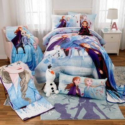 Disney Frozen 2 Leading Anna Buddy Pillow