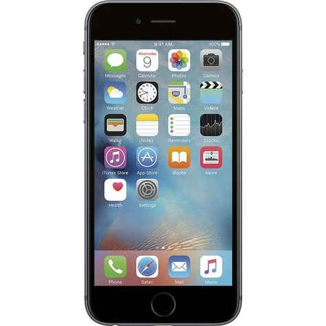 Unlocked Apple Pre Owned Excellent Iphone 6s 4g Lte 64gb Cell Phone Space Gray Mkq92ll A Crb Apple Iphone 6s Plus Apple Iphone 6s Iphone