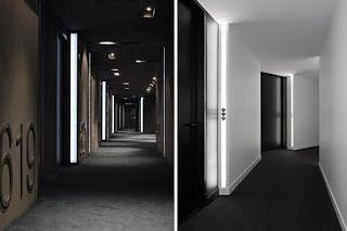 Marzua: Pasillos de hotel: conjugando diseño y funcionalid...