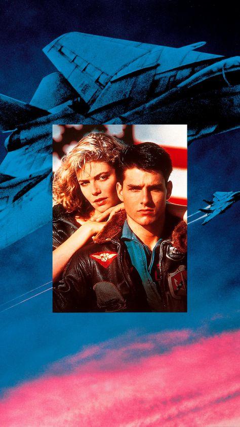 Top Gun (1986) Phone Wallpaper | Moviemania