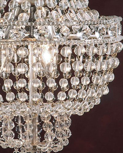 Small Crystal Chandelier With Images Crystal Chandelier