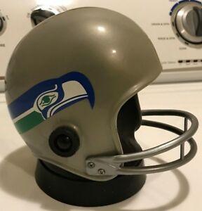 Vintage 1970s Or 1980s Seattle Seahawks Nfl Helmet Radio Am Only Seattle Seahawks Seahawks Seahawks Helmet