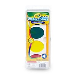 Crayola So Big Washable Watercolor Set Set Of 4 Colors Washable
