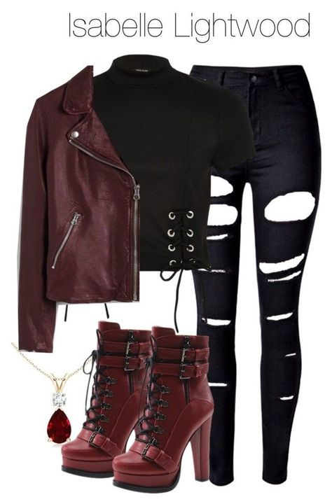 Victoria Lightwood is the identical twin of Isabelle Lightwood. The t… Source by morinaachjaffe outfit Cute Emo Outfits, Bad Girl Outfits, Teenage Outfits, Punk Outfits, Swag Outfits, Outfits For Teens, Stylish Outfits, Cute Emo Clothes, Vampire Outfits
