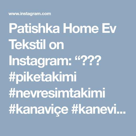 eleme Patishka Home Ev Tekstil on...
