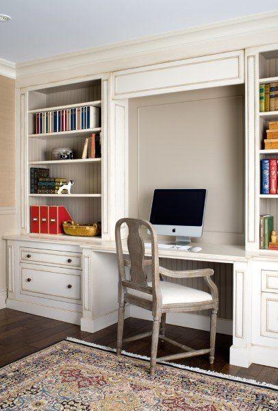 Top 50 Best Built In Desk Ideas Cool Work Space Designs Home