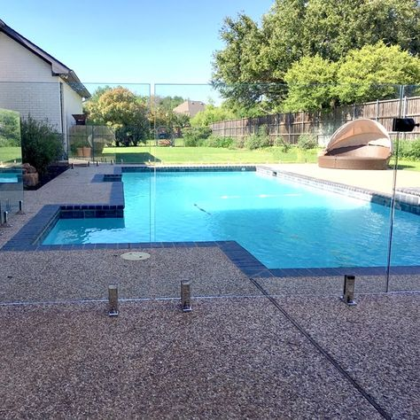 Glass Railing Pool Fence Glass Pool Fencing Glass Pool