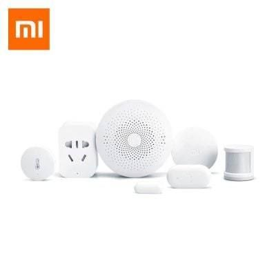 Xiaomi Mijia 6 In 1 Smart Home Security Set Sale Price Reviews