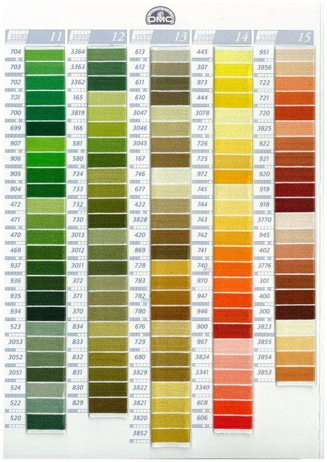 Pin Von Petra Auf Farben Und Muster Tabelle Farbkarten Und Farben