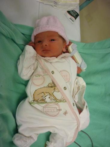 Born at 36 weeks birth story  | Baby girl photos | Trendy baby girl