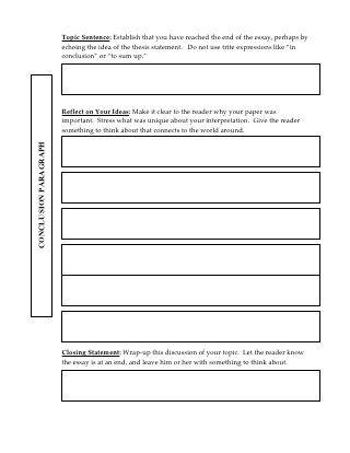 Literary Analysis Outline Analysis College Writing