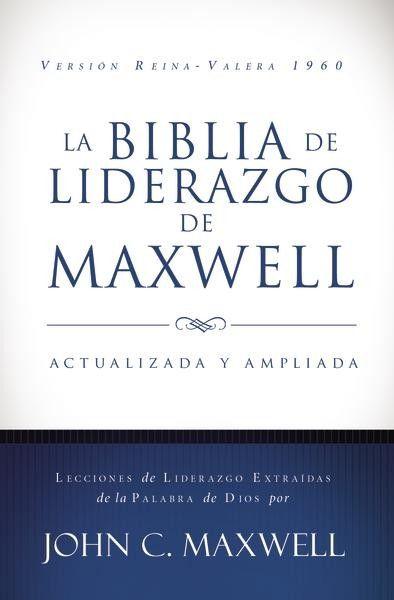 Biblia De Liderazgo De Maxwell Rvr60 Leadership Books Biblia Personal Development Books