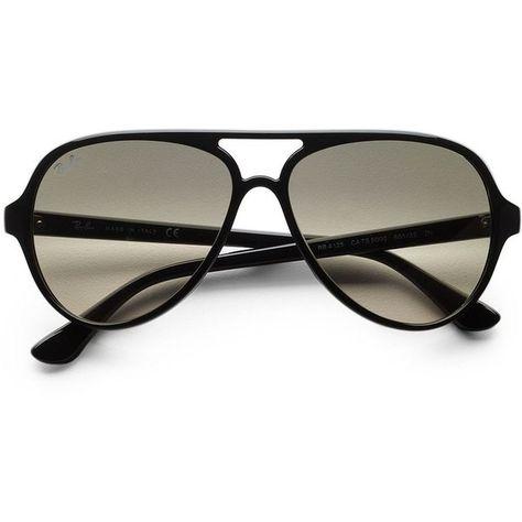 562748fbd2d Ray-Ban Iconic Cats 5000 Aviator Sunglasses