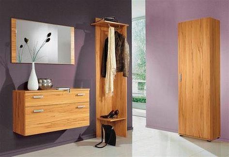 Garderoben Set 8003 Set 4 Tlg Home Decor Tall Cabinet