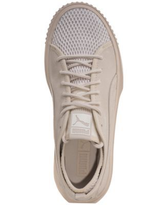 511c9f35689 Puma Men s Breaker Mesh Casual Sneakers from Finish Line - Tan Beige 10.5