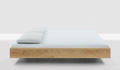 Bett Simple 01 Farbbeize Kalk 160 X 200 Cm Bett Schlummern Und Raum