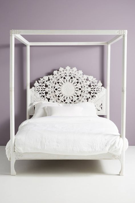 Suzani Four-Poster Bed | Anthropologie UK