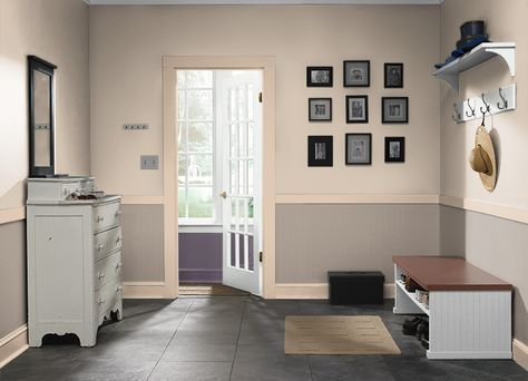 This Is The Project I Created On Behr Com I Used These Colors Pecan Sandie 700c 3 Blackberry Jam S100 6 Master Bedroom Colors Behr Paint Colors Room Colors