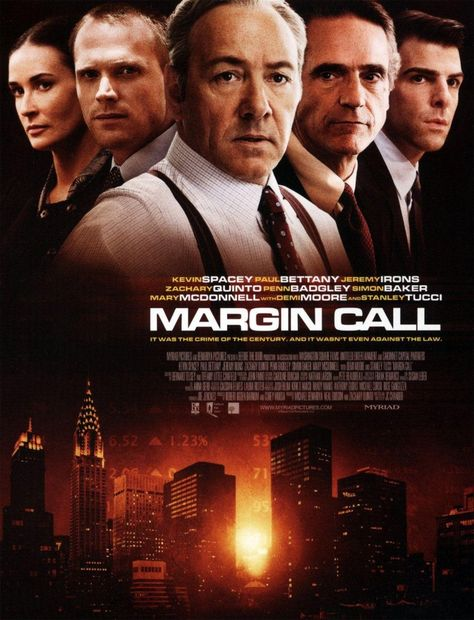 Margin Call With Images Movie Posters Movies Film Finance